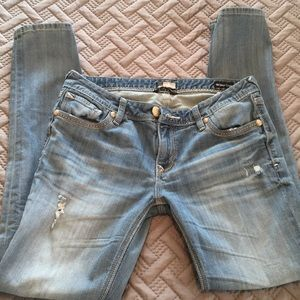 Express ReRock Jeans.